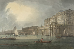 View of Somerset Place and including the Adelphi &amp;c